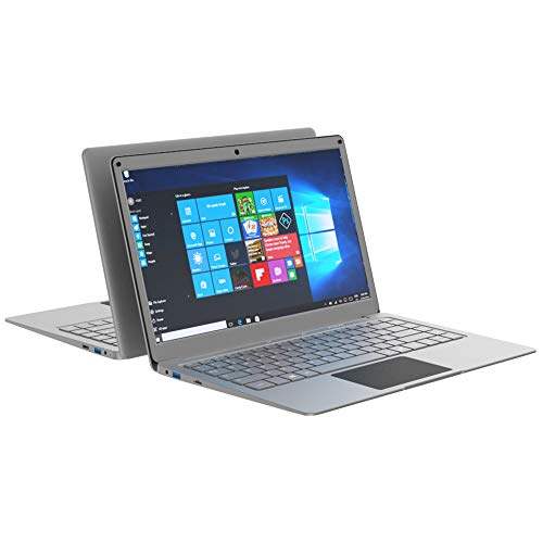 Jumper EZbook X3 Windows 10 Laptop, Laptop computer 13.3'' HD PC Laptops Intel N3350 6GB DDR3L 64GB eMMC 2.4G/5G WiFi supports up to 128GB TF card expansion