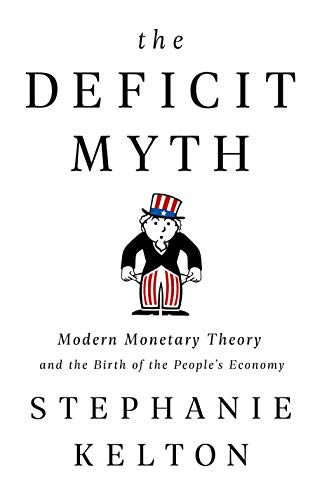 The Deficit Myth  By  cover art