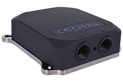Alphacool 11427 NexXxos GPX Pro Solo mit Backplate - Schwarz Wasserkühlung GPU - Kühler