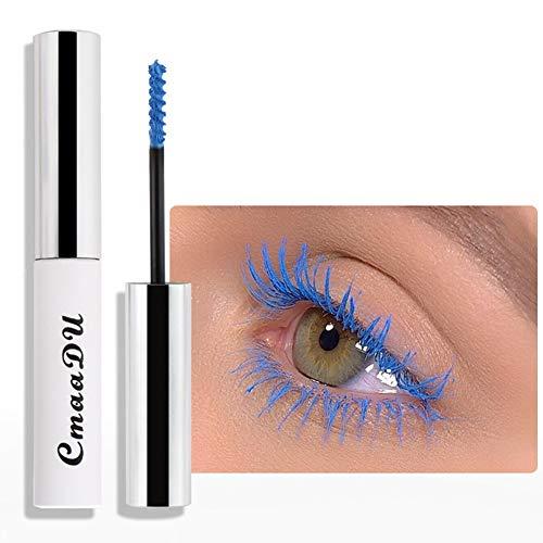 ARTIFUN Langlebige 24H Mascara Wasserdichte Nicht Färbende Mascara Creme für das Augen Make-up Wimperntusche