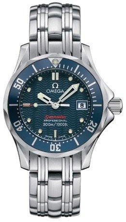 Omega Seamaster Damenuhr James Bond 2224.80 Armbanduhr (Armbanduhr)