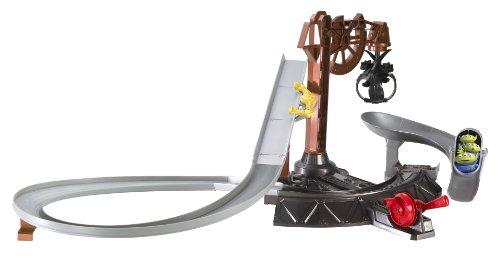 Mattel - R2524 - Toy Story - Véhicule Miniature - Hot Wheels Piste Incinérateur