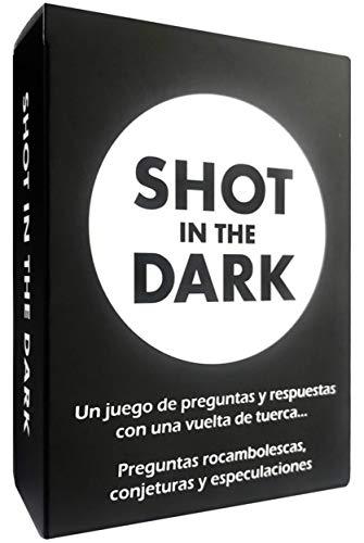 Shot in the Dark España (Juego de Cartas) - Preguntas rocambolescas, conjeturas y especulaciones
