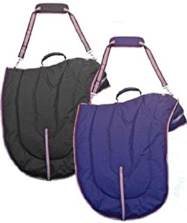 Derby Originals English Dressage Horse Saddle Padded Carry Bag at Wholesale Price
