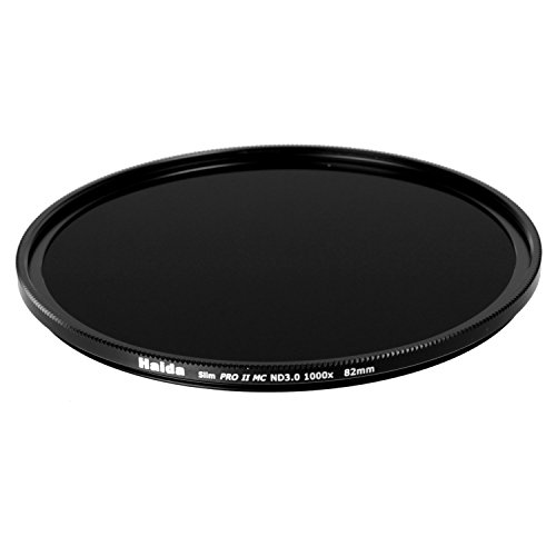 Haida 82mm Slim PROII Neutral Density Multi Coated ND 3.0 1000x Filter
