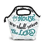 Bolsa Térmica Comida Bolsas De Almuerzo Para Mujeres Hombres Niñas Niños Bolsa Isotérmica De Almuerzo Como yo mi casa