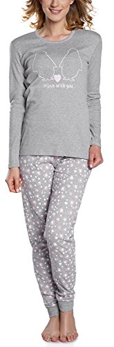 Italian Fashion IF Pijama Camiseta Pantalones Mujer