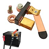 Ampper Side Post Knife Blade Master Switch, 12V / 24V Battery Disconnect Switch Isolator for Marine Car Boat RV ATV Vehicles (with Long Bolt)