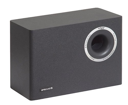 Vibe Audio Game 5 Subwoofer - Speakers - Retail Packaging - Black
