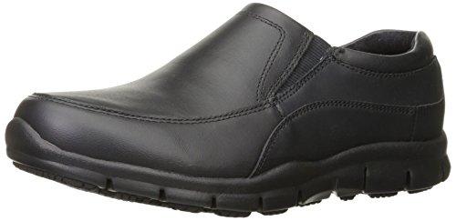 Skechers womens Sure Track Atrium Health Care Food Service Shoe, Black, 7 US