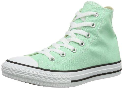 Converse Chuck Taylor All Star 015850-31-31, Unisex - Kinder Sneakers, Grün (VERT MENTHE), EU 27