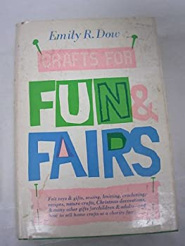 Hardcover Crafts for fun & fairs Book