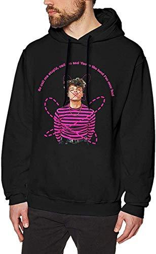 Sweat à Capuche décontracté à Manches Longues YungBlud Vintage Men's Pullover Heavy Blend Fleece Hoodie Unisex Hoodies Print Sweatshirts