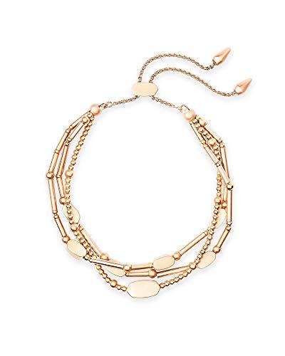 Kendra Scott Chantal Beaded Bracelet, 14k Rose Gold-Plated