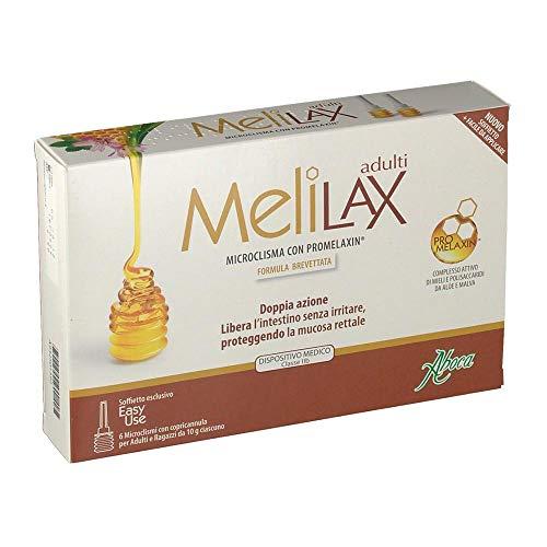 ABOCA - MELILAX ADULTI 6 MICROCLISMI 10 G.