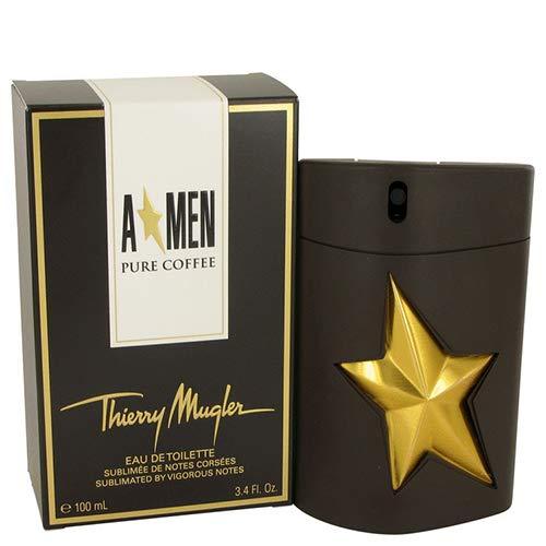 Thierry Mugler Angel Men Pure Coffee Men's 3.4-ounce Eau de Toilette Spray