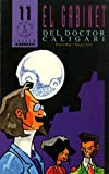 El gabinet del doctor Caligari: 11 (La bicicleta negra)