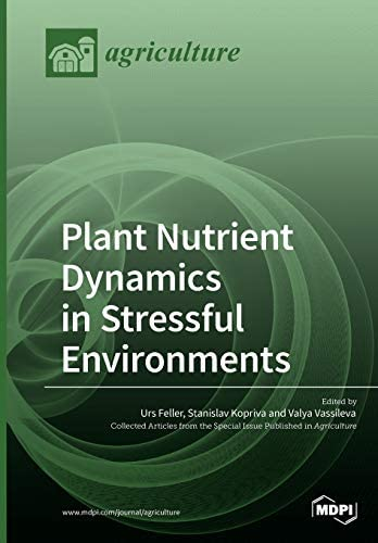 Plant Nutrient Dynamics in Stressful Environments product image