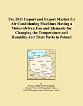 The 2011 Import and Export Market for Air Conditioning Machines Having a Motor-Driven Fan and Elements for Changing the Temperature and Humidity and Their Parts in Poland