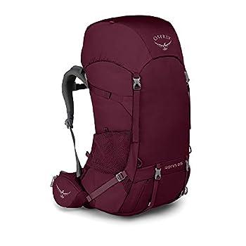 Osprey Renn 65 Ventilated Backpacking Pack - Femme Violet (Aurora Purple), S