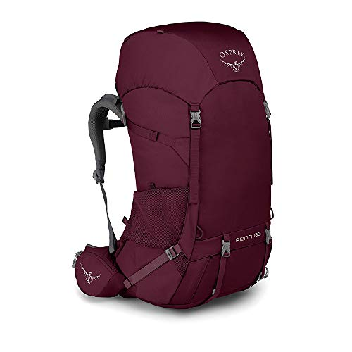 Osprey Renn 65 Backpack for Women front view.