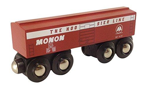 Choo Choo Track & Toy Co. Monon Boxcar Wooden Train