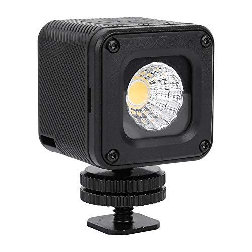 ROSEBEAR ulanzi l1 pro mini led light ip67 waterproof 10m macchina fotografica subacquea incorporata batteria al litio on-camera luci video colore 5500 ± 200k