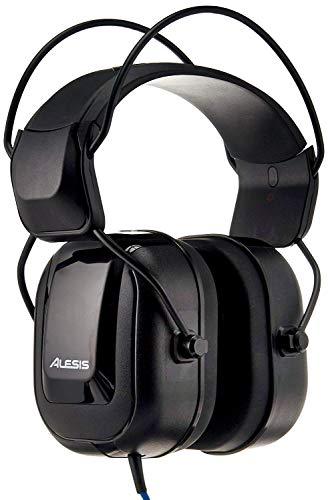 Alesis DRP100 - Cuffie per Batteristi, Professionali per Monitoraggio di Batterie Elettroniche