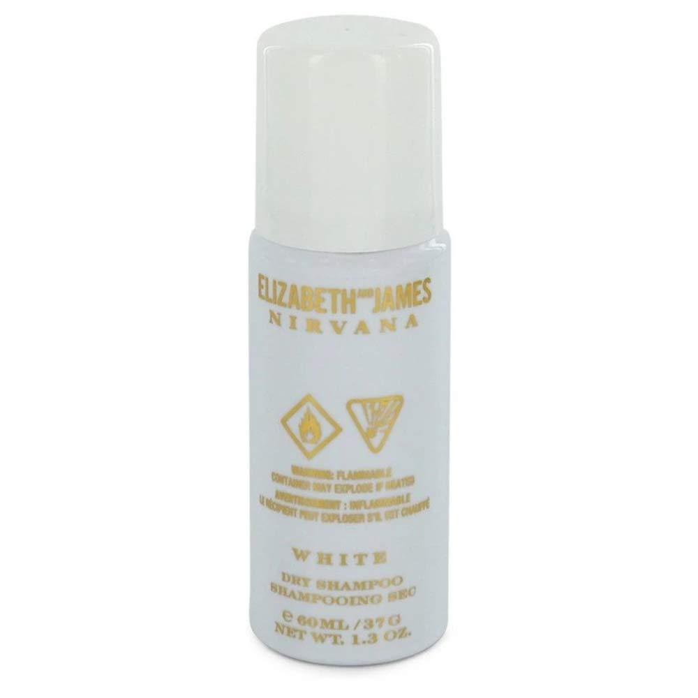 Nirvana White by Elizabeth and James Women famous depot Dry 1.4 oz Shampoo