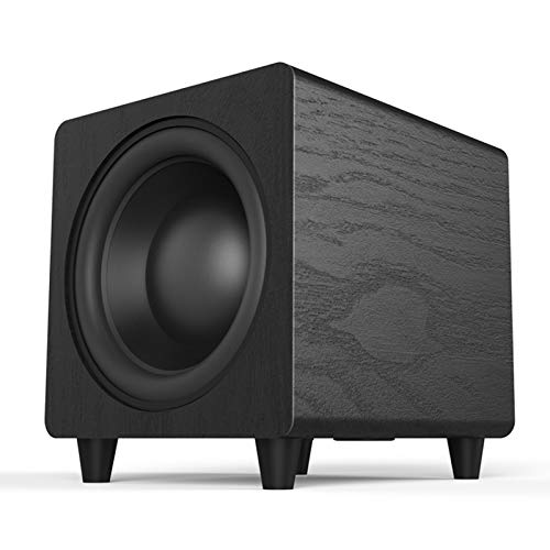 LIQIANG Overweight Subwoofer, Matched with Computer, Mobile Phone, TV and Echo Wall Sound, 150W Subwoofer
