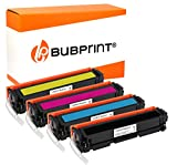 Bubprint 4 Toner kompatibel für Canon 045 045H 045 H i-Sensys LBP611CN LBP612CDW LBP613CDW LBP613CW MF631CN MF632CDW MF633CDW MF634CDW MF635CX Set