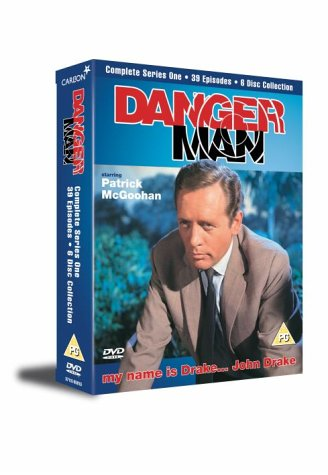 Danger Man: The Complete Series 1 [DVD]
