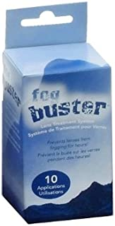 C-Clear 344061999 FogBuster Towelette (Box of 10)