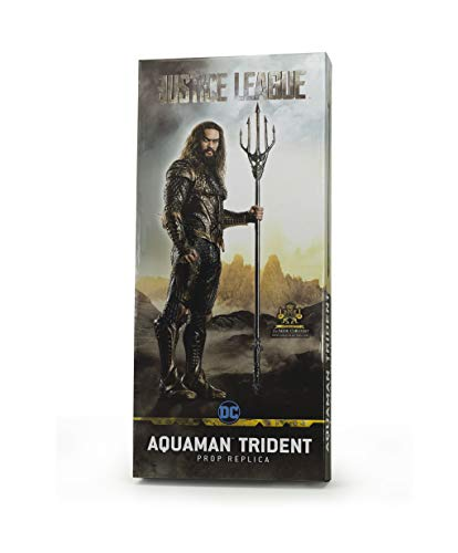 The Noble Collection Aquaman Trident Prop Réplica
