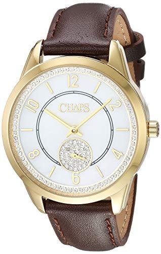 La mejor comparación de Chaps Reloj los 5 más buscados. 8