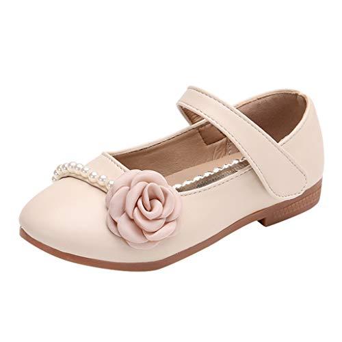 Sandalias De Vestir NiñA,AIni Zapatos De Cuero Princesa,Chica Zapatos De Baile Zapatos De Vestir Tacones Altos Zapatos Individuales Zapatos Princesa NiñA Bautizo CumpleañOs Fiesta Rosa Azul 26-35 EU