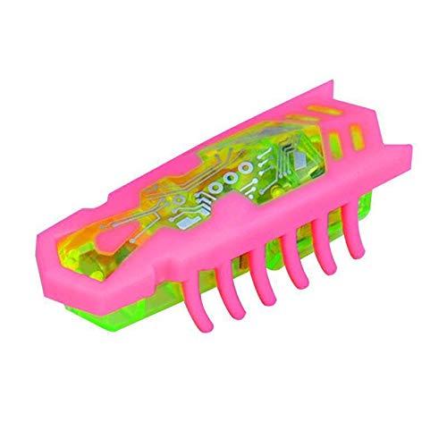 BRAVOSOLEIL Powered Fast Moving Micro Hex Bug Roboter-Bug-Spielzeug für Entertaining Ihre Haustiere Katzen-Go-Verrückte elektronische Insekten ChildrenBest Geschenk für Katze & Hund
