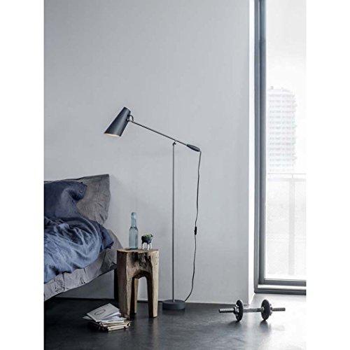Northern Birdy floor Grau Stehlampe Aluminium/Stahl 133 x 67 cm