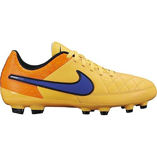 Nike , Chaussures de Foot pour Homme LSR ORNG/PRSN VLT-TTL ORNG-VLT 2 Anni
