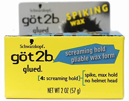 Got 2B Glued Spiking Wax 2oz (6 Pack)