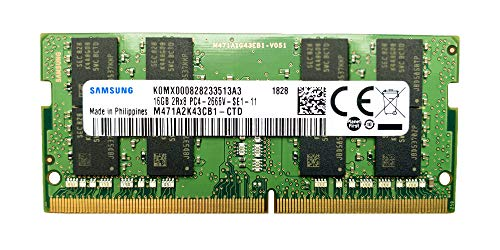 SAMSUNG M471A2K43CB1-CTD 16GB DDR4 2666MHz módulo de Memoria