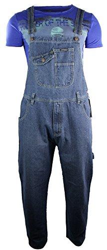 Herren Latzhose Jeans Blau *Neue Kollektion*