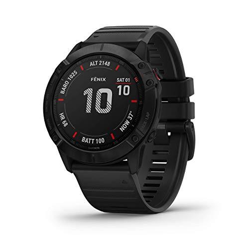 Garmin Fenix 6X Multisport GPS Smartwatch 010-02157-10