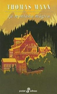 Montaña magica, la par Thomas Mann