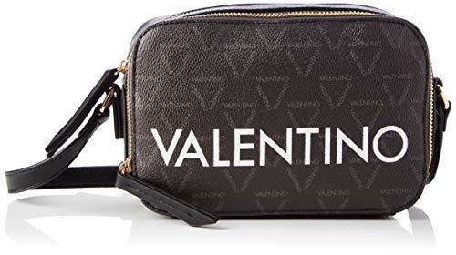 Valentino by Mario ValentinoLiutoMujerBolsos bandoleraMarrón (Negro Multicolor)8x13x19.5 centimeters (B x H x T)