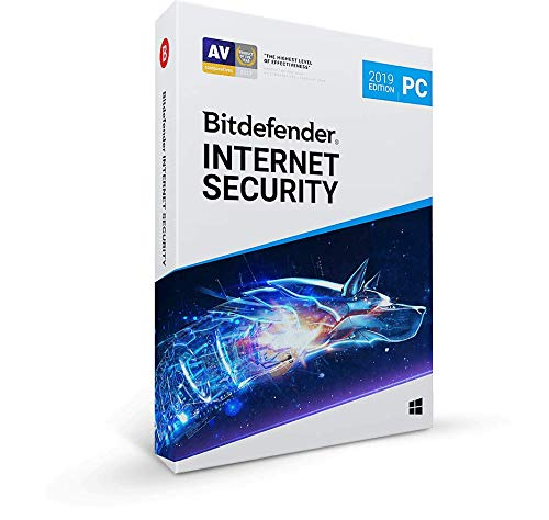 Bitdefender Internet Security 2020 3PC 1 Jahr