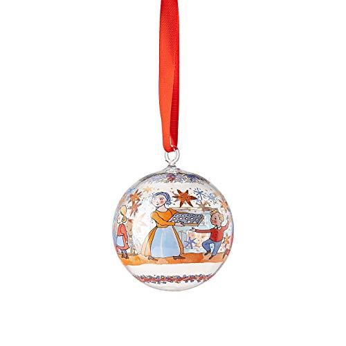 Hutschenreuther Sammelserie 2020 Weihnachtsbäckerei Glaskugel 6cm
