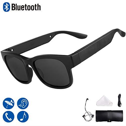 Amener Audio Sunglasses Smart Bluetooth Open Ear Glasses with Polarized Lenses IPX7 Waterproof...