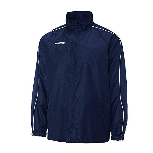 Errea Kway anti pluie Veste Running Entraînement Course Blu (XL)