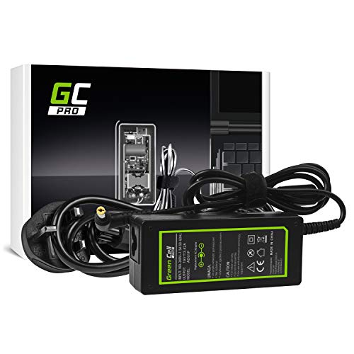 GC PRO AC Adapter for Acer Aspire 6935G-944G32BN 7250-E354G64MN 7250-E454G50MN Laptop Notebook Charger Power Supply (19V 3.42A 65W)